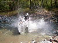 Moto Adventures - River Crossing - Motoadventures.gr