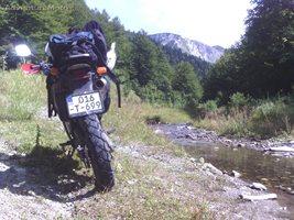 Honda NX 250 Rakitnica ,Bosnia and Hercegovina